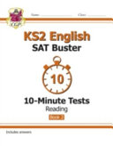 KS2 English SAT Buster 10 Minute Tests  Reading   Book 2  for the New Curriculum