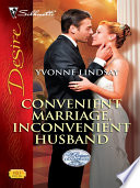 Convenient Marriage  Inconvenient Husband