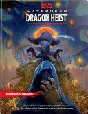 D D Waterdeep Dragon Heist Hc