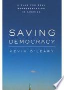 Saving Democracy Pdf/ePub eBook