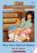 The Baby Sitters Club  17  Mary Anne s Bad Luck Mystery