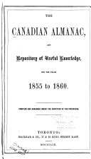 download ebook the canadian almanac and repository of useful knowledge pdf epub