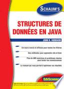 Structures de données en Java - Livre+compléments en ligne