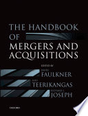 The Handbook Of Mergers And Acquisitions