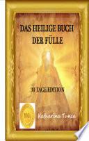 Das Heilige Buch Der Fülle