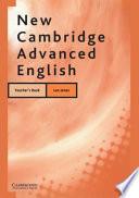New Cambridge Advanced English Teacher s Book