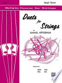 Duets for Strings  Book III