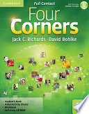 Four Corners Level 4 Full Contact A with Self study CD ROM