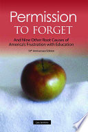 Permission to Forget  Tenth Anniversary Edition