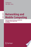 Networking and Mobile Computing