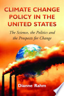Climate Change Policy in the United States