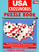 The U  S  A  Today Crossword Puzzle Book