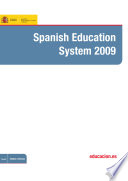 Spanish education system 2009