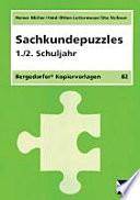 Sachkundepuzzles