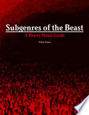 Subgenres of the Beast  A Heavy Metal Guide