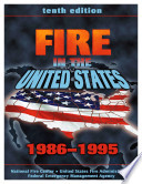 Fire in the United States  1986 1995
