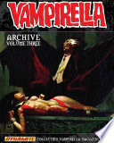 Vampirella Archives  Volume Three