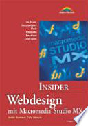 Webdesign mit Macromedia