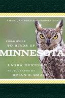 American Birding Association Field Guide to Birds of Minnesota