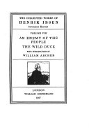 download ebook an enemy of the people ; the wild duck pdf epub
