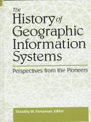 The History of Geographic Information Systems