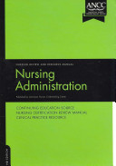 Nursing Administration Review and Resource Manual