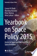 Yearbook on Space Policy 2015