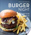 Burger Night  Williams Sonoma