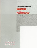 Exercises For Effective Counseling And Psychotherapy