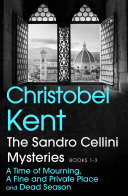 The Sandro Cellini Mysteries Of The The Faded Decadence And Small Town