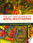 The Art And Science Of Mental Health Nursing  Principles And Practice