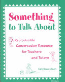 Book Something to Talk about