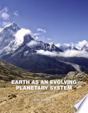 Earth As An Evolving Planetary System book