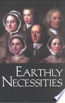 Earthly Necessities