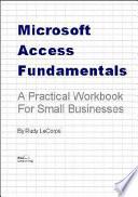 Microsoft Access Fundamentals