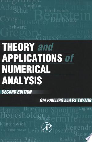 Theory and Applications of Numerical Analysis - ISBN:9780080519128