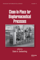 Clean In Place For Biopharmaceutical Processes