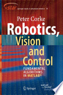 Robotics  Vision and Control