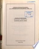Estudio de competitividad agropecuaria y agroindustrial. Oleaginosas, aceites y harinas