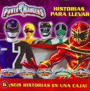 Power Rangers Carry along Stories
