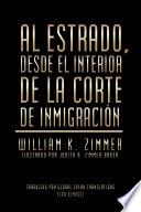 Al Estrado  Desde El Interior De La Corte De Inmigracin