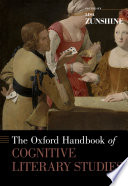 The Oxford Handbook of Cognitive Literary Studies