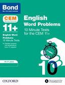English Word Problems