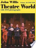 Theatre World 1991-1992