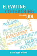 Elevating Co Teaching Through UDL