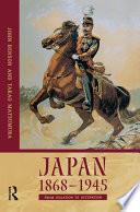 Japan 1868-1945
