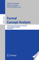 Formal Concept Analysis book