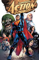 Action Comics Vol  1  Rebirth