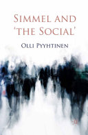 Simmel and 'the Social'