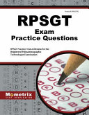 RPSGT Exam Practice Questions  RPSGT Practice Tests   Review for the Registered Polysomnographic Technologist Examination